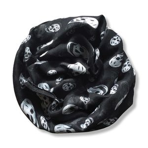 """FREE WITH PURCHASE!! Skull scarf 